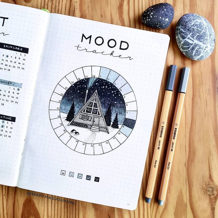 Bullet Journal Tracker Designs You Must Try