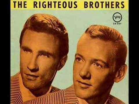From 1965 and The Righteous Brothers - 'Just Once In My Life' - (Gerry Goffin/Carole King penned song)