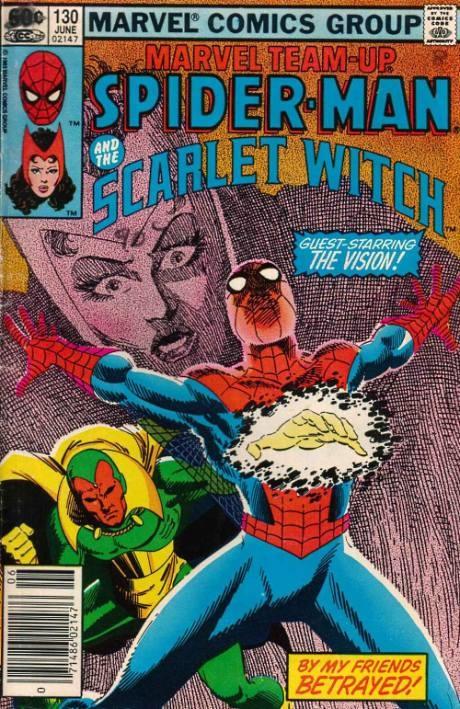 Marvel Team-Up #130 Marvel Comics