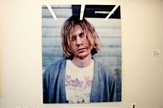 Slater Bradley's Kurt Cobain Doppleganger at Hotel and Museum 21C  > Sunshine+Design