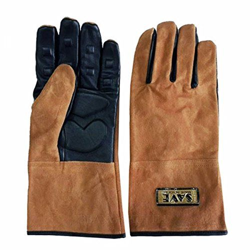 Animal Handling Gloves GAUNTLET LEATHER Kevlar DOG CAT BIRD REPTILE HandMax http://www.amazon.com/dp/B00YX0BUB6/ref=cm_sw_r_pi_dp_D0vCvb1WE1QHZ