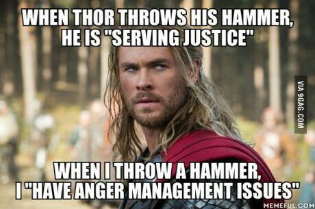 Thor funny