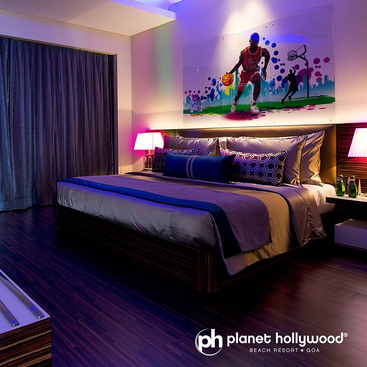 Suites better than dreams #PHGoa #BeachResort #Goa.  #Book your stay online at www.planethollywooodgoa.com