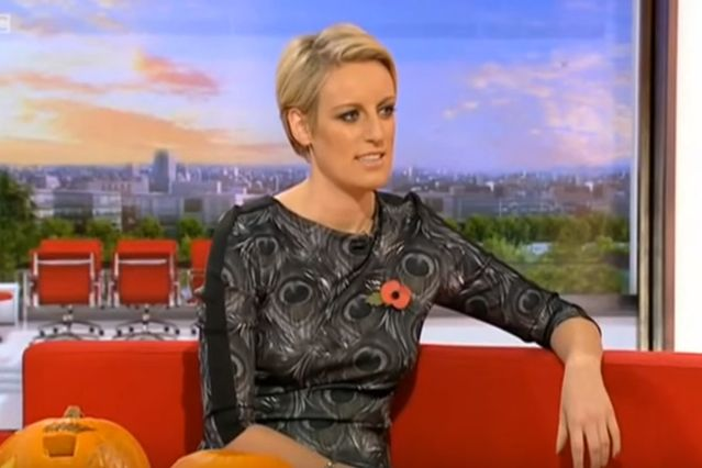 Steph McGovern: The BBC presenter says she is paid less because she is 'not posh'