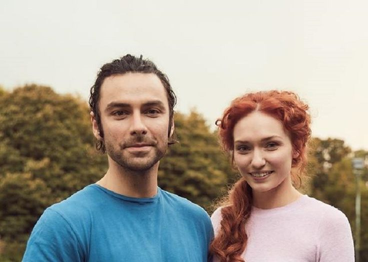 'Poldark' Stars Aidan Turner, Eleanor Tomlinson are Dating IRL! This Could be Proof