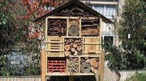 école Jules Ferry Mayenne » Les maisons à insectes