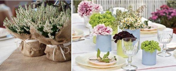 Картинки по запросу оформление стола цветами на день рождения