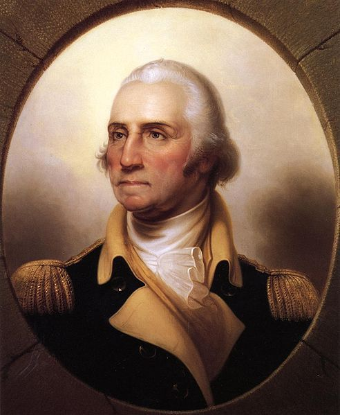 President George Washington member of Fredericksburg Lodge No. 4, VA and  Alexandria Lodge No. 22, VA