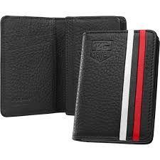 <p> TAG Heuer PHANTOMATIK Wallet R12SLG2620.BUS</p> #GarnerBears #Popley #Leather Accessories