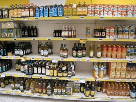 olio bio extravergine made in Italy