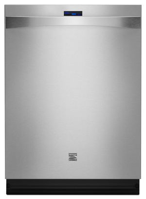 Kenmore Elite Built-in Stainless Dishwasher 12793: Kenmore Elite Dishwasher 12793