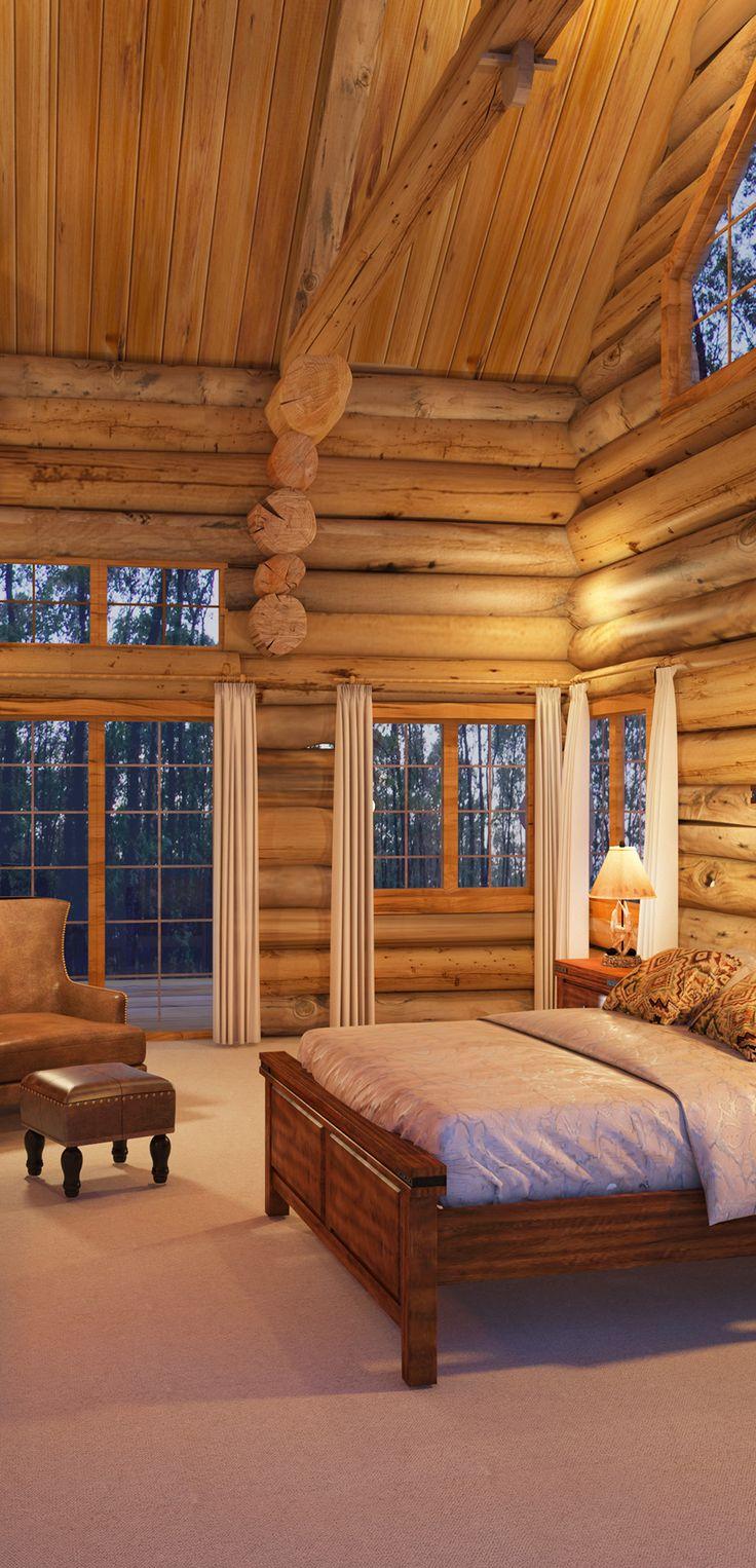 Log Bedroom Suites 17 Best Ideas About Log Home Bedroom On Pinterest Log Cabin