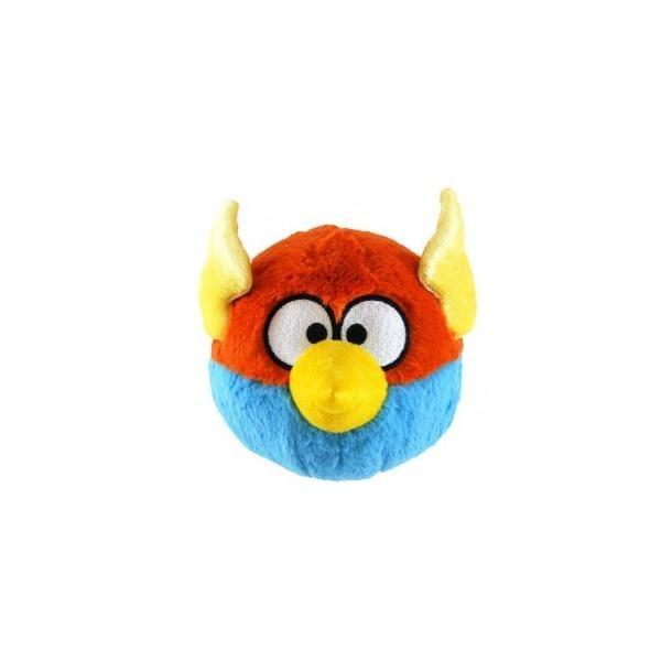 Angry Birds - Pájaro Azul Espacial De Peluche Con Sonido 5''