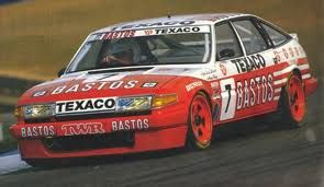Rally cars of the 1980's