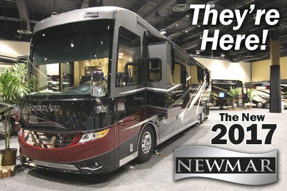 RV dealers Florida new and used motorhomes Newmar Tiffin Thor Winnebago Airstream
