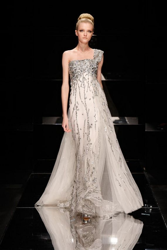 Elie Saab special white, Haute Couture Spring Summer 2008