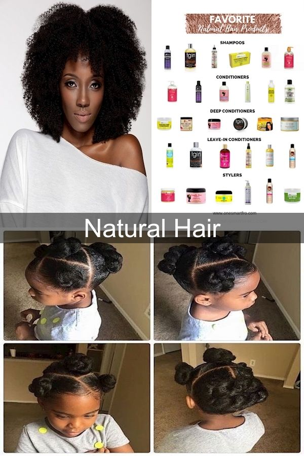 Natural Conditioner Natural Hair To Curly Hair Easy Natural Hairstyles For Long Hair In 2020 Natural Hair Styles Natural Hair Styles Easy Curly Hair Styles