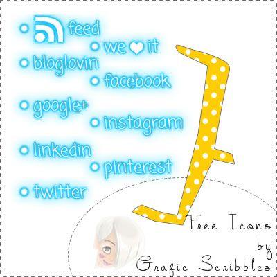 Set di icone sociali scaricabili gratuitamente http://graficscribbles.blogspot.it/2014/06/set-di-icone-sociali-scaricabili.html