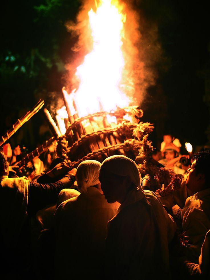 お手火祭り #2の画像(写真)                                                                                                                                                                                 もっと見る