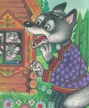 könnt ihr knusprigen Geislein mir bitte sagen wo in Salem - das Wolfreservat von Mme Isegrimaud ? ....