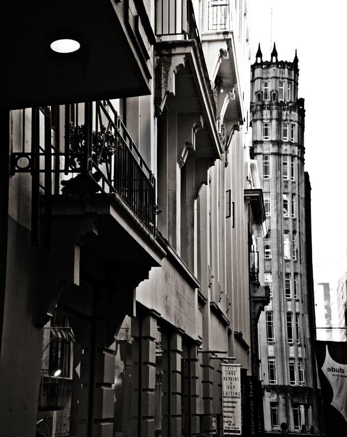 Queen Street, Auckland.