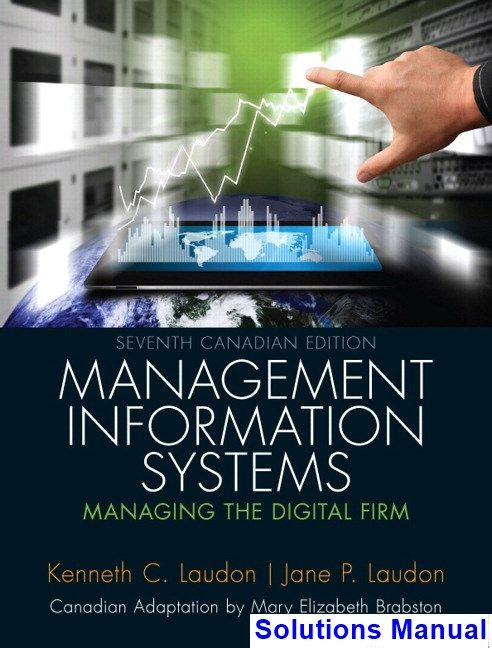 41 best solution manual download images on pinterest management information systems managing the digital firm canadian 7th edition laudon solutions manual test bank fandeluxe Image collections