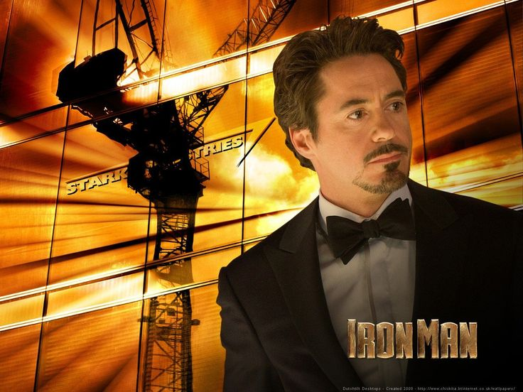 Iron Man Robert Downey Jr Wallpaper #56372 - Resolution 1280x960 px