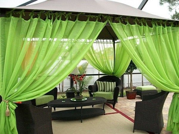 Tie Top Curtains South Africa: 50 Best Gazebo Ideas Images On Pinterest