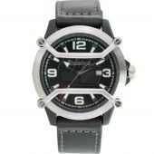 Timberland Herren Uhr Armbanduhr Leder Analog Digital TBL.13867JPBS/02