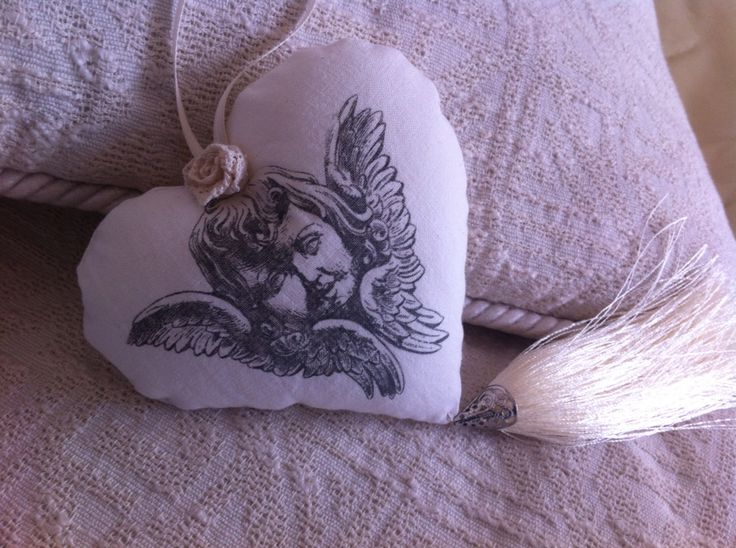 Romantic Angel heart