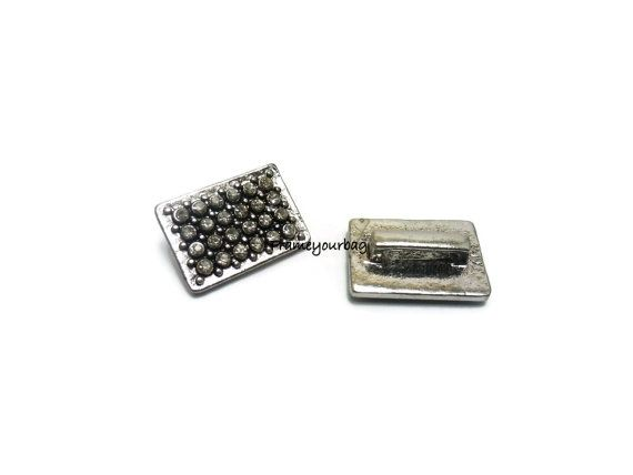 10  OFF 2 Finding spacer  Antique Silver with by frameyourbag, €3.59