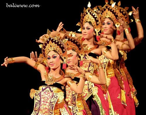 Beautiful Dancers