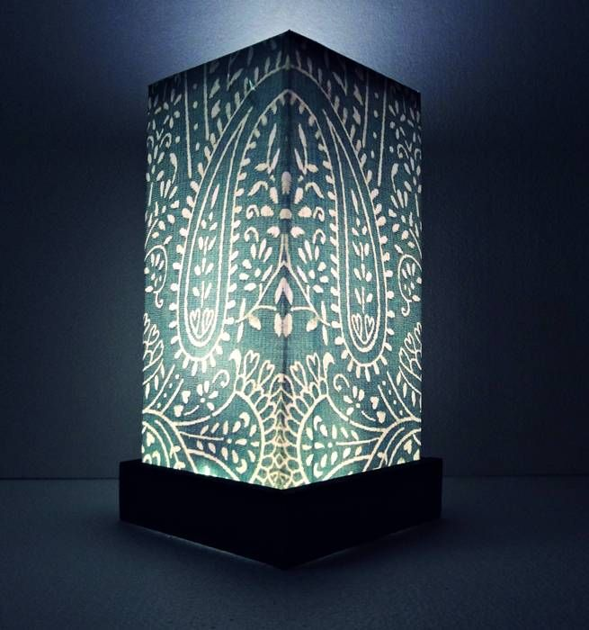 Green Light  Standing #Lamp /kandil by #homedecor #crafts store #craftshopsindia