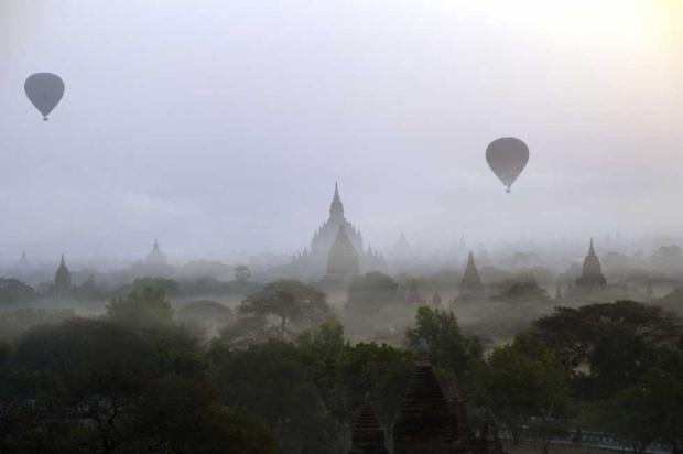 Birmania/Myanmar - Bagan