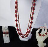 Easelly Inspired Studio's Multi Strand and single strand Necklace sets