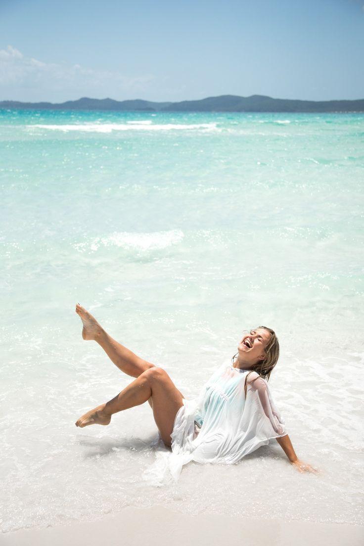 Whitehaven Beach, The Whitsundays, Queensland Australia | Where's Mollie? A UK Travel And Lifestyle Blog-17