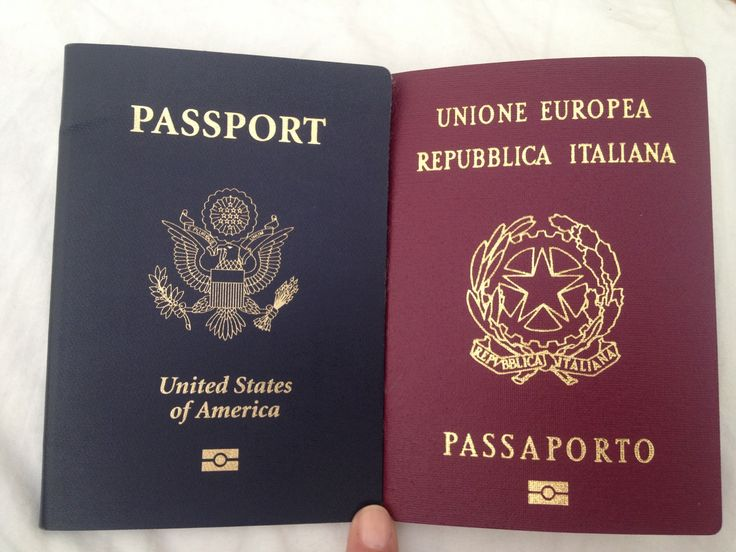 """Posted from Blair Lenzi """"The best of both worlds! Thanks, italyMONDO!""""  ....it was our pleasure to make you an Italian citizen, Blair!!! Welcome to the club."""