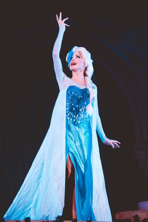 Best picture of Elsa yet...!