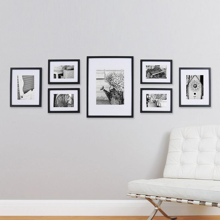 Create A Hero Wall With Simple Frames Homedecor Kohls The Great Indoors Pinterest Photo