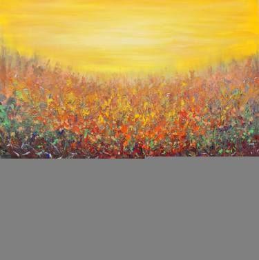 "Saatchi Art Artist Areti Ampi; Painting, ""Summer breeze"" #art"