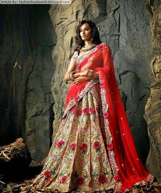 Royal Indian Bridal Lehenga Suits 20152016 Imperial