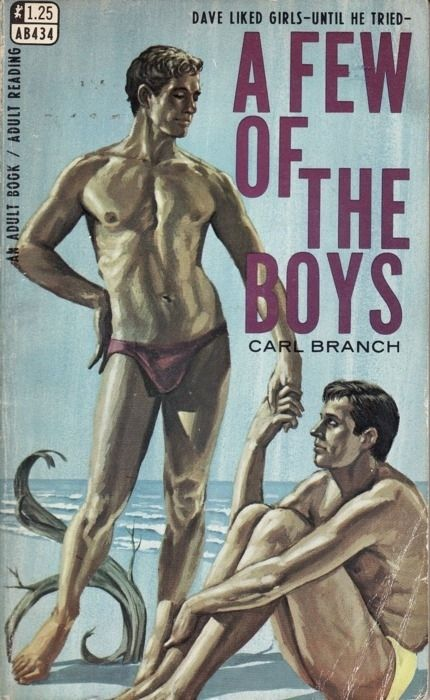from Larry gay boy books