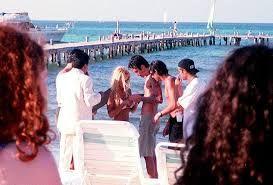 Pamela Anderson & Tommy Lee's wedding