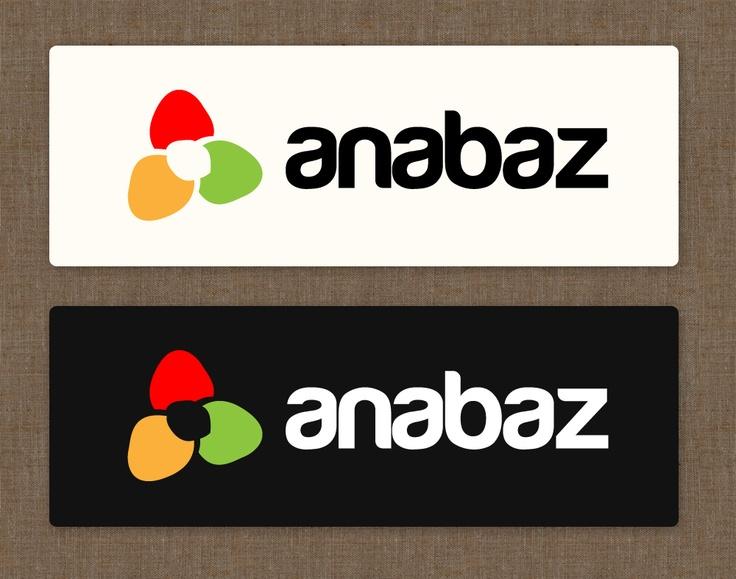 Anabaz - logo design