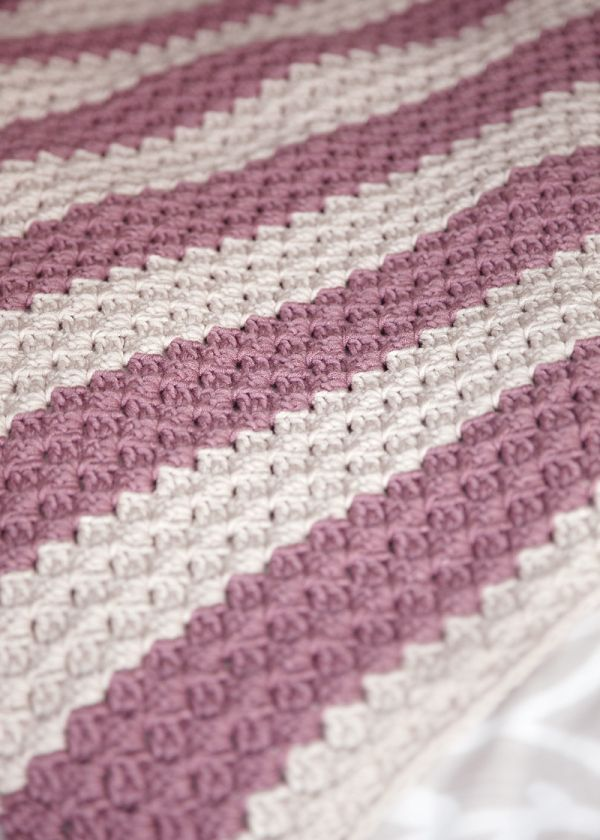 Crochet Stitches Chunky : Chunky Crochet Throw: free #crochet pattern purr~fect for beginners ...