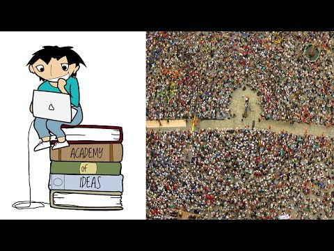 Gustave Le Bon: The Nature of Crowds - YouTube