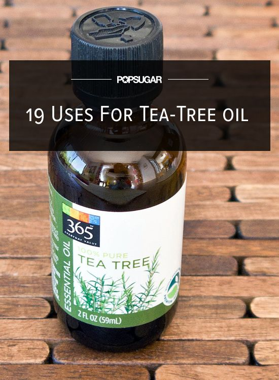 19 Smart Uses For Tea-Tree Essential Oil **Not cat safe, so be careful if using it as bug repellent or carpet refresher, etc.**
