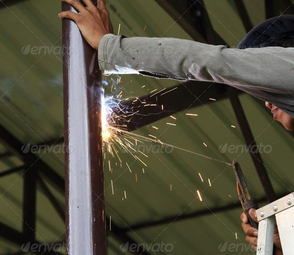 electric welding connecting construction metal ...  Metalwork, arc, assembly, construction, craftsman, engineering, equipment, factory, fire, fix, flash, gas, hot, industrial, industry, iron, job, join, light, man, manual, manufacture, manufacturing, mask, metal, protection, repair, safety, skill, skilled, smoke, spark, steel, structure, technical, tool, torch, weld, welder, welding, work, worker