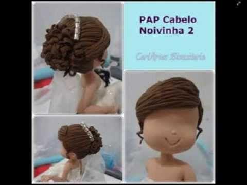 2 PAP CABELO NOIVINHA