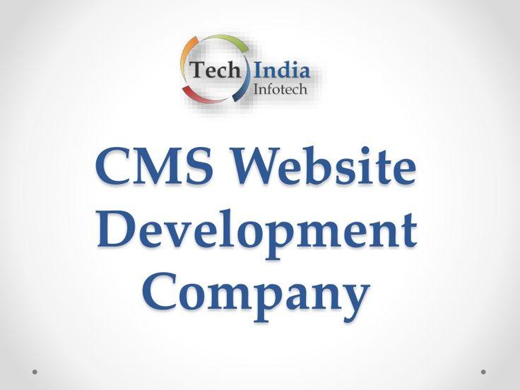 #Website_development_company_in_delhi We are the best CMS Based website development company in delhi. We develop websites for various client or industry in CMS like wordpress ,magento, Joomla etc. http://www.slideshare.net/JesiKa3/cms-website-development-company-66224241